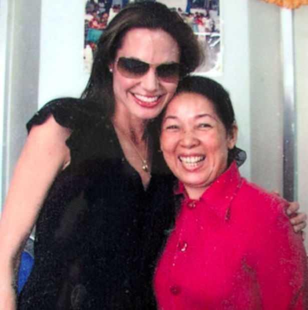 Me ruot Pax Thien muon doi lai con tu Angelina Jolie? hinh anh 3