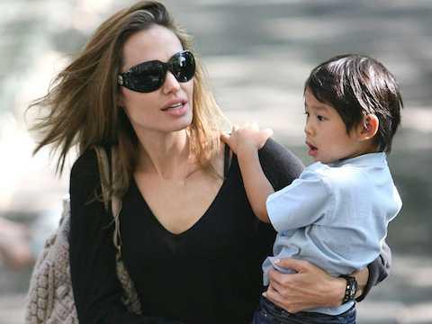 Ro tin don 'doi lai con' tu Angelina Jolie, me ruot Pax Thien chinh thuc len tieng hinh anh 3