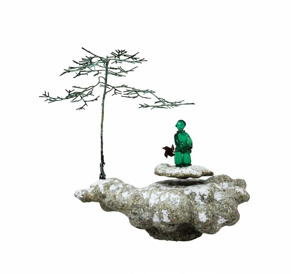 Trien lam Dieu khac Ha Noi – Sai Gon: Suc song ben bi trong khong gian do thi hinh anh 6