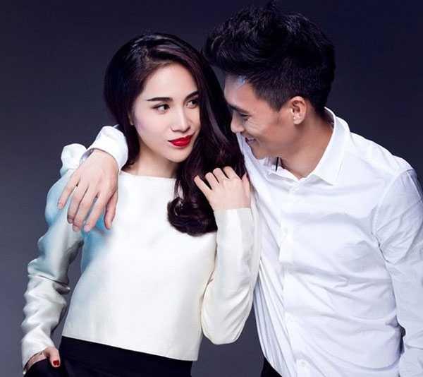 Nhung lan dang dan benh Cong Vinh gay tranh cai cua Thuy Tien hinh anh 2