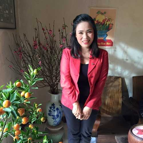 Chuyen chong con it nguoi biet cua BTV Ta Bich Loan, Tung Chi, Diem Quynh hinh anh 2