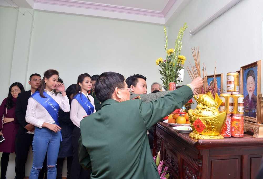 Top 3 'Nu hoang da quy Viet Nam 2016' dong hanh cung xa thu Hoang Xuan Vinh hinh anh 3
