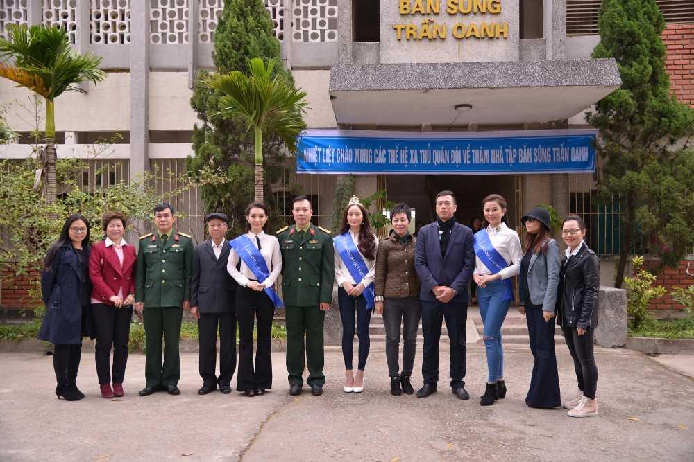 Top 3 'Nu hoang da quy Viet Nam 2016' dong hanh cung xa thu Hoang Xuan Vinh hinh anh 1