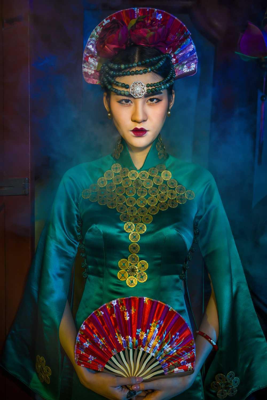 Sieu mau Ha Vy, Phan Ha Phuong hoa than thanh 2 'co dong' day ma mi hinh anh 9