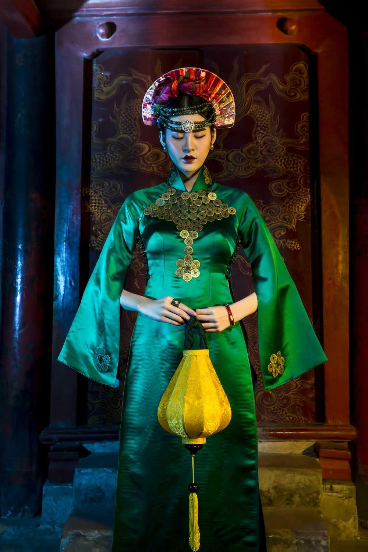 Sieu mau Ha Vy, Phan Ha Phuong hoa than thanh 2 'co dong' day ma mi hinh anh 6
