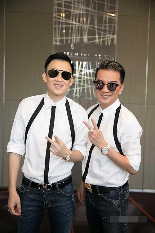 Dam Vinh Hung: Duong Trieu Vu khong phai moi tinh lon cua toi hinh anh 2