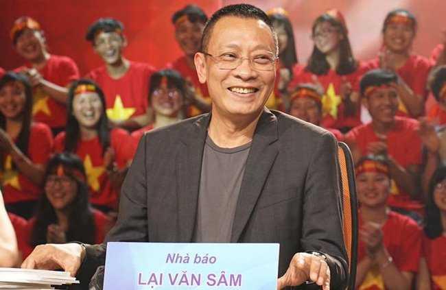 Tai khoan facebook Lai Van Sam duoc chia se chong mat, VTV len tieng hinh anh 1