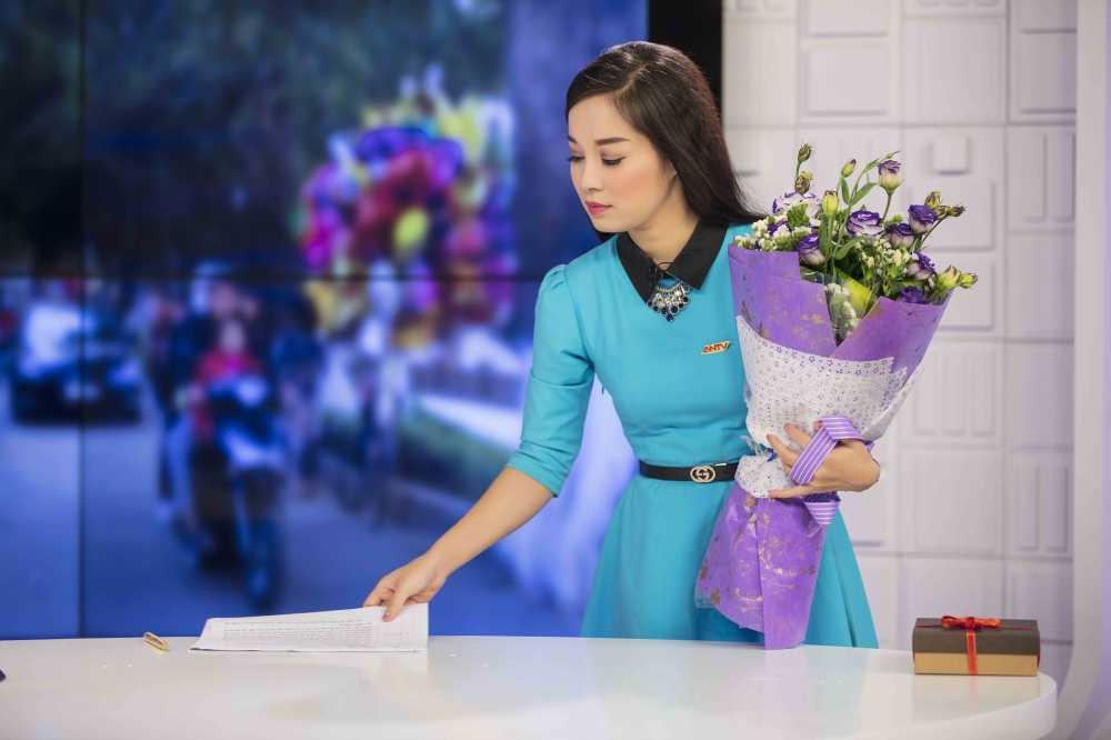 Minh Huong 'Nhat ky Vang Anh' tu tay chuan bi qua cho chong ngay Valentine hinh anh 6