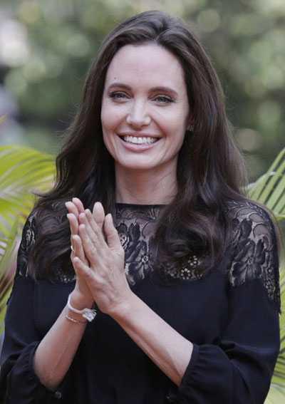 Angelina Jolie: 'Toi và Brad Pitt mãi mãi la mot gia dinh' hinh anh 1