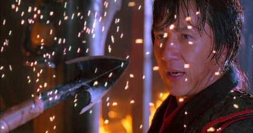 Man vo thuat dinh cao cua Thanh Long voi Chan Tu Dan hinh anh 3