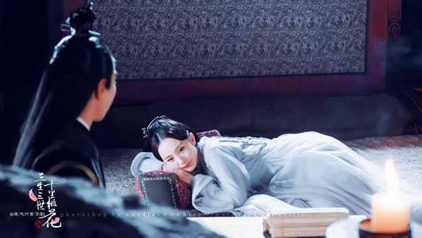 Man hon sau cua Duong Mich, Trieu Huu Dinh trong 'Tam sinh tam the' gay xon xao hinh anh 2