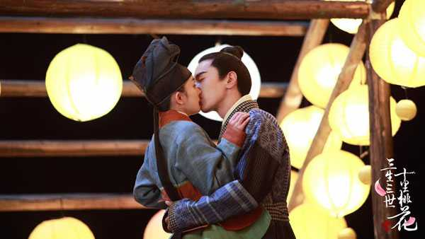 Man hon sau cua Duong Mich, Trieu Huu Dinh trong 'Tam sinh tam the' gay xon xao hinh anh 4