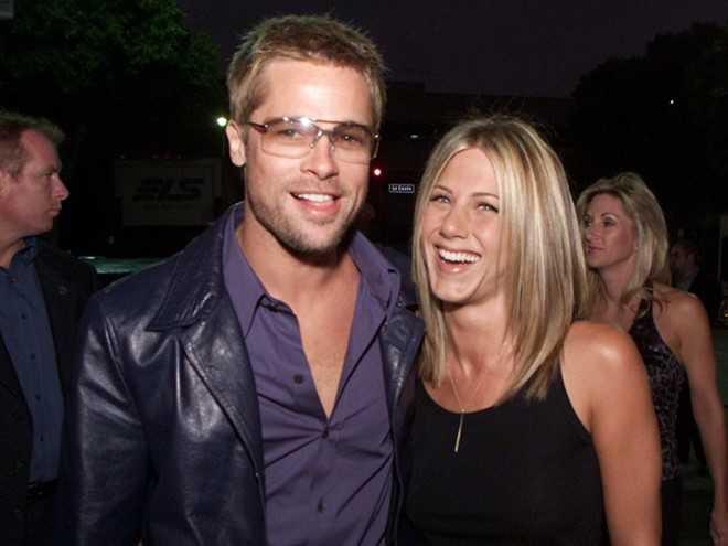 Brad Pitt tam su voi vo cu khi ly hon Angelina Jolie hinh anh 1