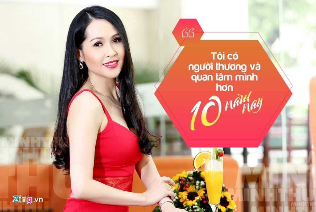 'Gai nhay' Minh Thu lan dau ke ve nguoi tinh gan bo hon 10 nam qua hinh anh 3
