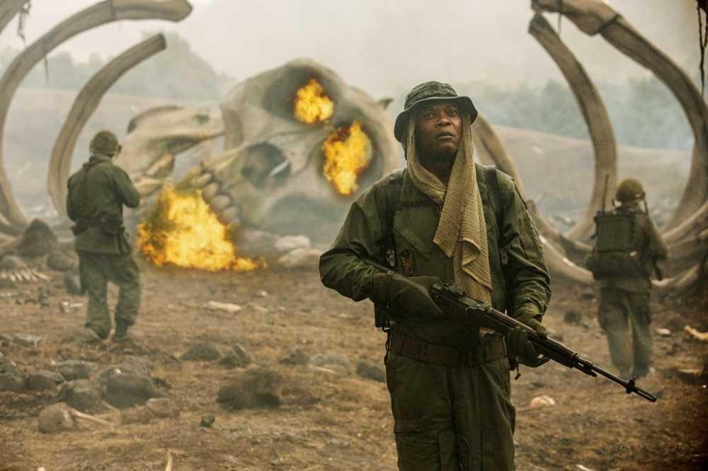 'Kong: Skull Island': Bom tan giai tri hoanh trang, dinh cao hinh anh 3