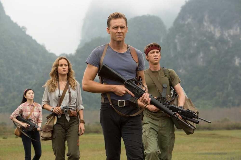 'Kong: Skull Island': Bom tan giai tri hoanh trang, dinh cao hinh anh 4