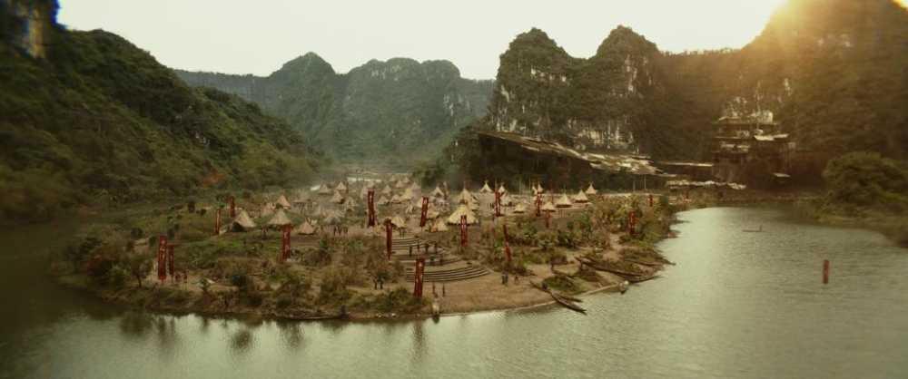 'Kong: Skull Island': Ha Long, Ninh Binh, Quang Binh chua bao gio hung vi va trang le den the hinh anh 5