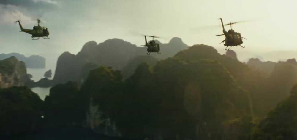 'Kong: Skull Island': Ha Long, Ninh Binh, Quang Binh chua bao gio hung vi va trang le den the hinh anh 1