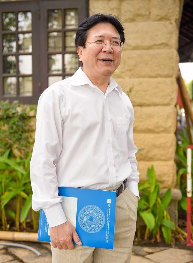 Thu truong Vuong Duy Bien: 'Toi choang ngop khi den tham phim truong Kong: Skull Island' hinh anh 1