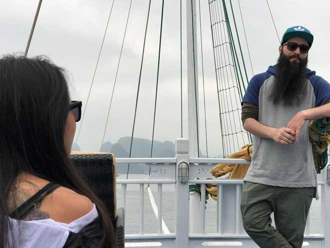 Suboi: Dao dien phim 'Kong: Skull Island' rat de thuong, vui tinh hinh anh 2