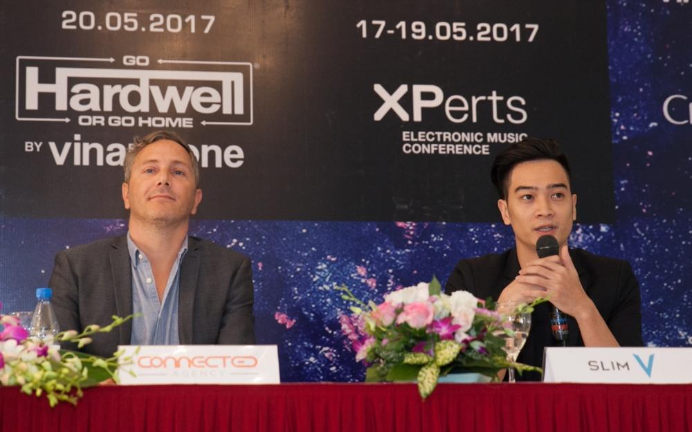 Hardwell - DJ Top 3 the gioi bieu dien tai Viet Nam hinh anh 1