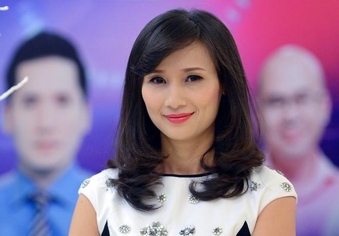 Nha bao Le Binh nghi viec o VTV hinh anh 1