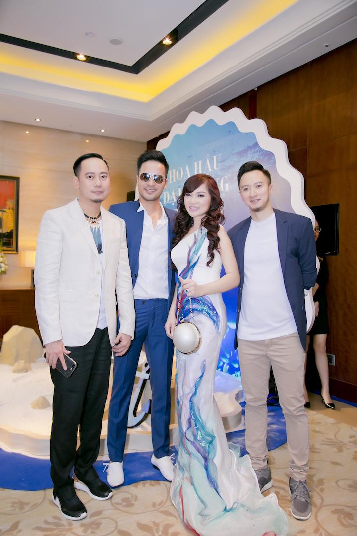 Kavie Tran dien vay 2000 USD, tay trong tay dien vien Doan Thanh Tai du su kien hinh anh 7