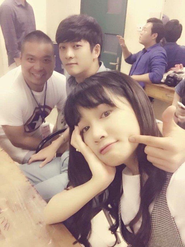 Nha Phuong gay on ao voi anh than mat dan ong la hinh anh 12