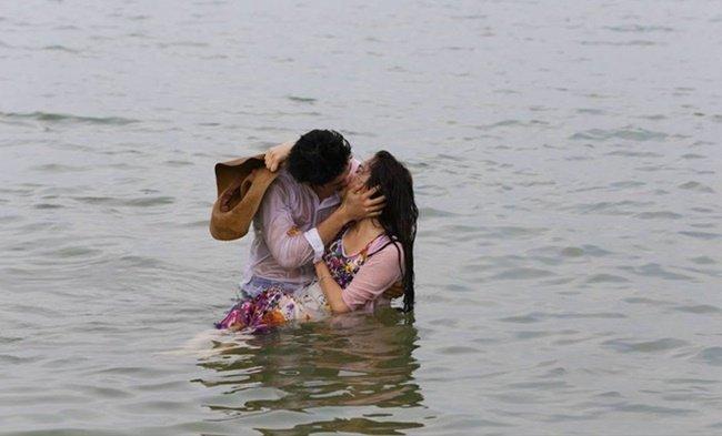 Nha Phuong gay on ao voi anh than mat dan ong la hinh anh 7