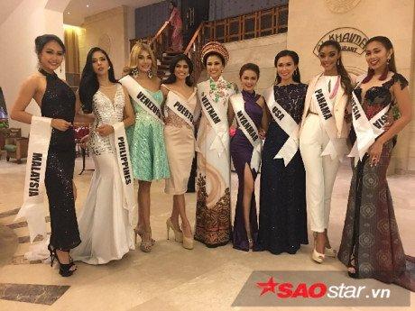 Nguyen Thi Thanh chinh thuc giai nghe sau 'Miss Eco International 2017' hinh anh 10