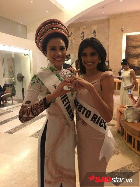 Nguyen Thi Thanh chinh thuc giai nghe sau 'Miss Eco International 2017' hinh anh 5