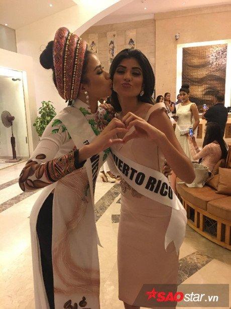 Nguyen Thi Thanh chinh thuc giai nghe sau 'Miss Eco International 2017' hinh anh 6