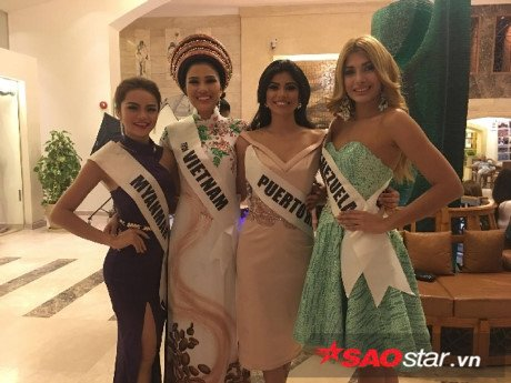 Nguyen Thi Thanh chinh thuc giai nghe sau 'Miss Eco International 2017' hinh anh 8