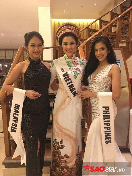 Nguyen Thi Thanh chinh thuc giai nghe sau 'Miss Eco International 2017' hinh anh 9