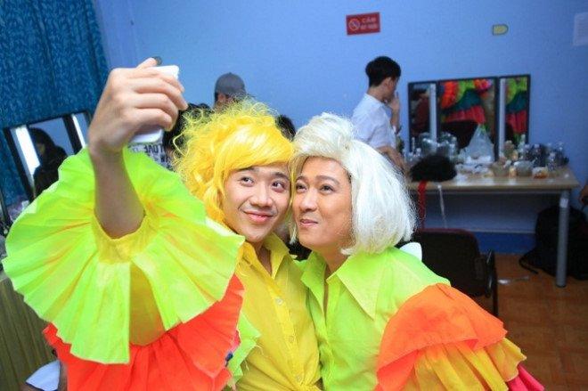Tran Thanh khong som thi muon cung bi cam cua, quay lung hinh anh 2