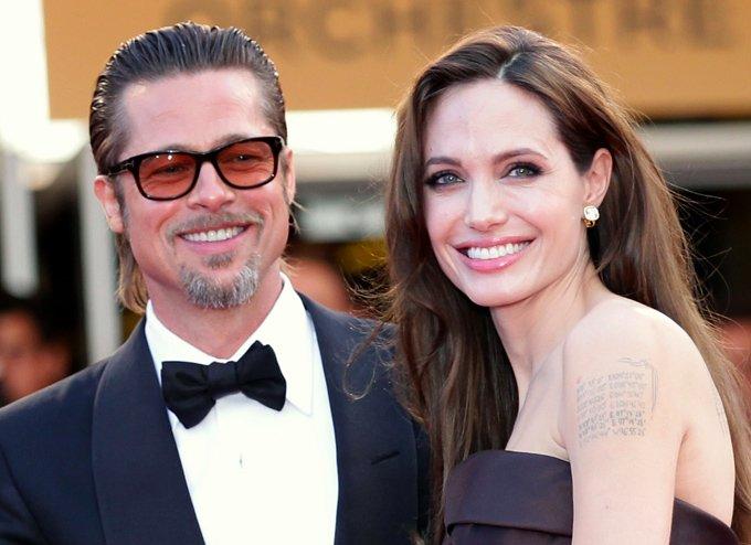 Ro tin don Angelina Jolie va Brad Pitt tai hop hinh anh 1