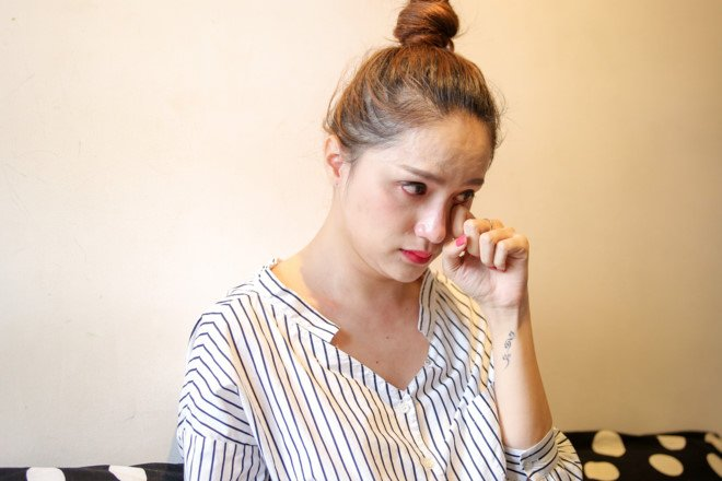 Huong Giang Idol lay su song cha me de the khong xuc pham Trung Dan hinh anh 3