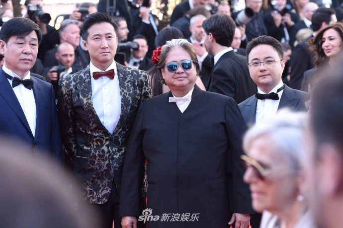Pham Bang Bang mo nhat giua dan sao lon tren tham do Cannes hinh anh 14