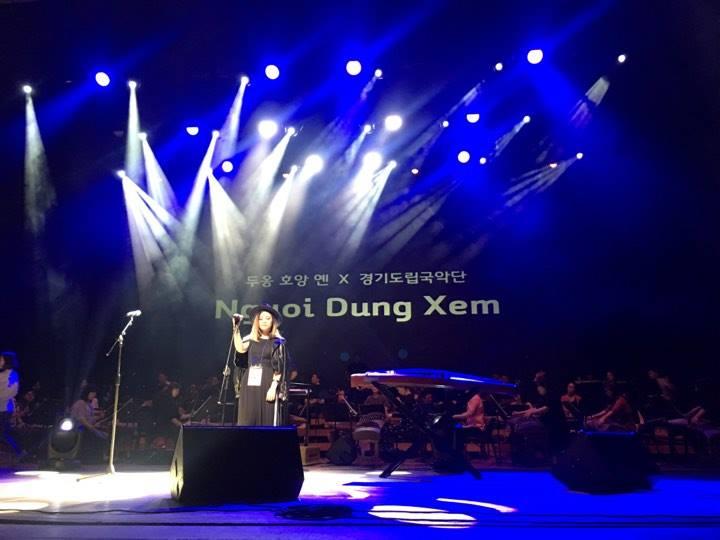 Duong Hoang Yen tham du Asia Song Festival tai Han Quoc  hinh anh 2