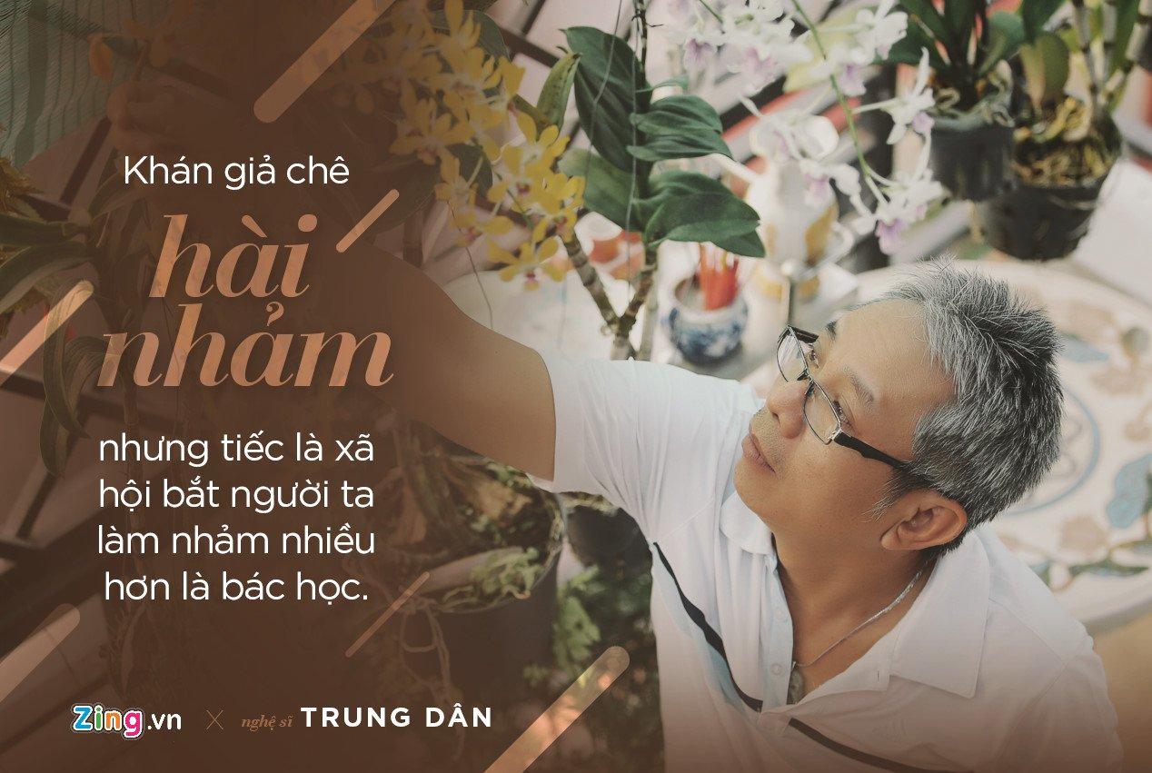 Trung Dan: 'Toi va Tran Thanh nhieu lan bi cong an moi len lam viec' hinh anh 4