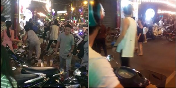 Dien vien Pham Anh Tuan danh nhau lam nao loan pho Bui Vien hinh anh 1
