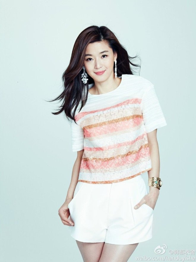 'Mo chanh' Jun Ji Hyun mang thai con thu hai hinh anh 1