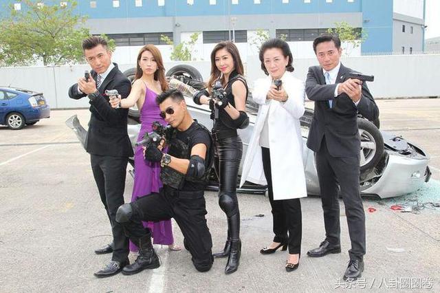 Man hon luoi trong phim TVB khien khan gia soc vi 'nhu phim sex' hinh anh 6
