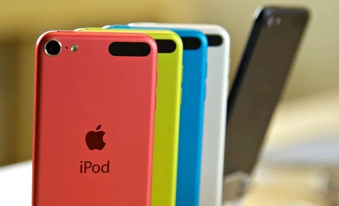 iPod Touch Gen 7 co the ra mat dem nay hinh anh 1
