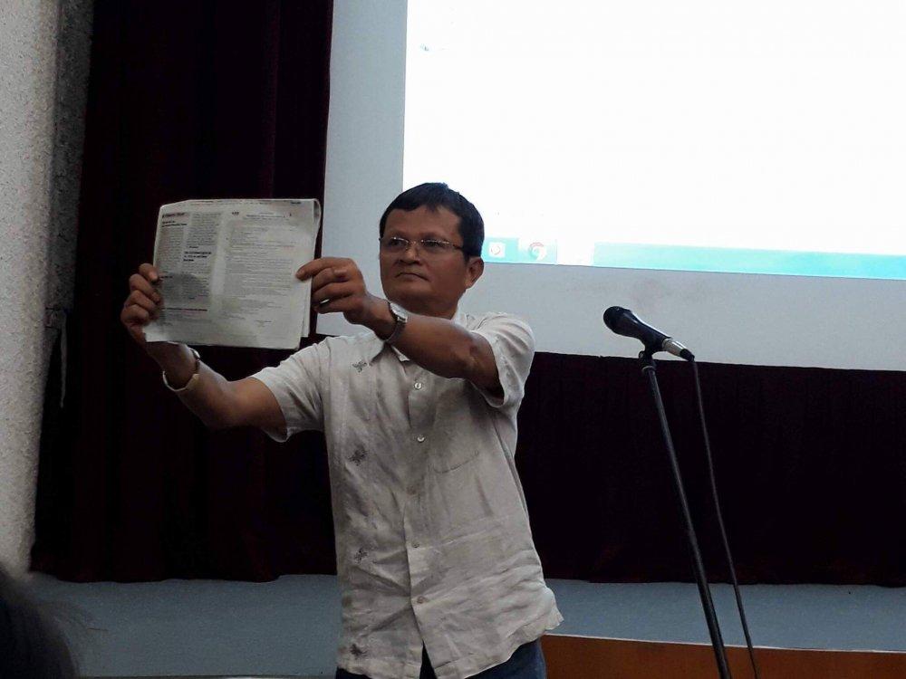 NSND Thanh Van: Co phan hoa Hang phim truyen Viet Nam la 'minh bach doi tra' hinh anh 2