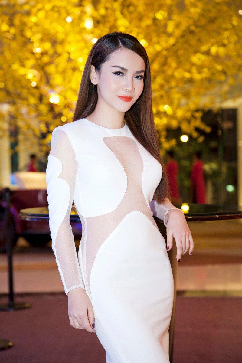 Cuong Do La va 5 moi tinh on ao voi nguoi dep trong showbiz Viet hinh anh 15