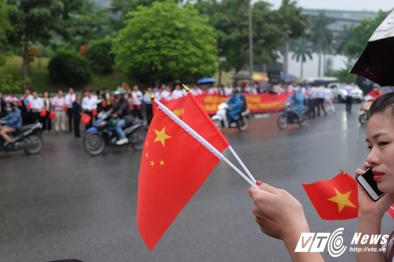 Le don Chu tich Trung Quoc Tap Can Binh tham chinh thuc Viet Nam hinh anh 29