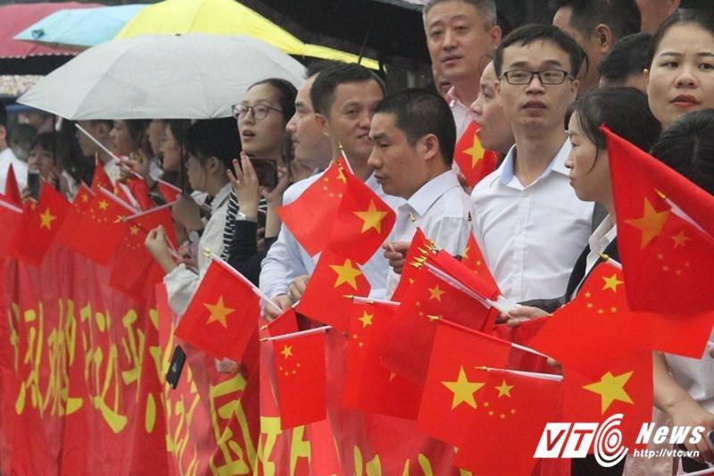 Le don Chu tich Trung Quoc Tap Can Binh tham chinh thuc Viet Nam hinh anh 25