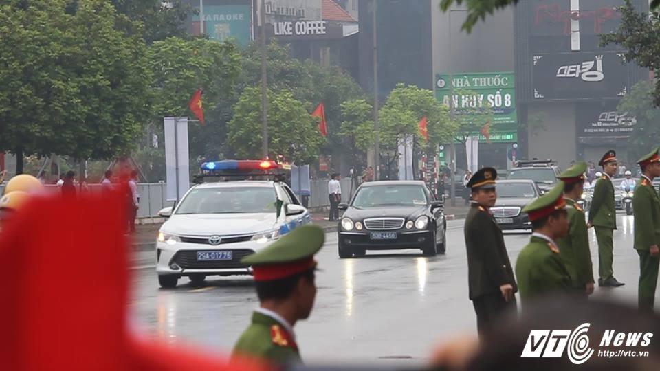 Le don Chu tich Trung Quoc Tap Can Binh tham chinh thuc Viet Nam hinh anh 8
