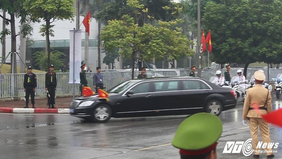 Le don Chu tich Trung Quoc Tap Can Binh tham chinh thuc Viet Nam hinh anh 3